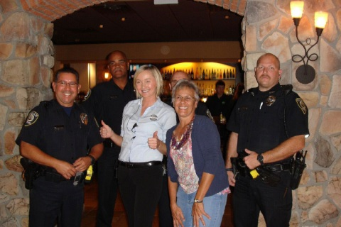 Technical Services was a proud sponsor of the Police Appreciation Luncheon at Olive Garden in Chesapeake, Virginia on 11-15 2016.