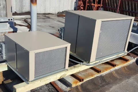 Cooler Freezer Condensing Unit